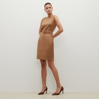 M.M. LaFleur The Cynthia DressWashable Wool Twill