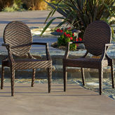 Asstd National Brand Adriana Pair of Outdoor Wicker Chairs