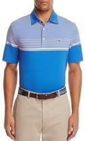 Vineyard Vines Shaw Striped Classic Fit Polo Shirt