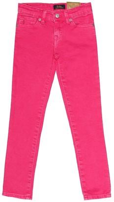 Polo Ralph Lauren Tompkins stretch-cotton skinny jeans
