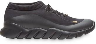 Fendi sock style low-top sneakers