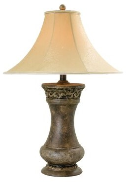 "Anthony Logistics For Men California 31"" Table Lamp California"