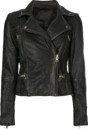 AllSaints Cargo biker jacket