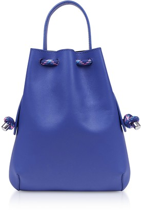 Meli-Melo Majorelle Blue Briony Mini Backpack