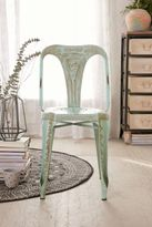 Urban Outfitters Painted Industrial Chair