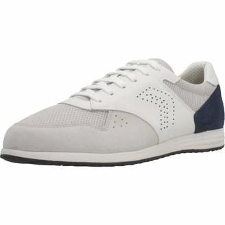 Geox Men's U Arsien A Low-Top Sneakers