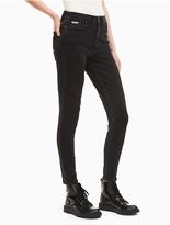 Calvin Klein Jeans High Waist Shadow Black Leggings