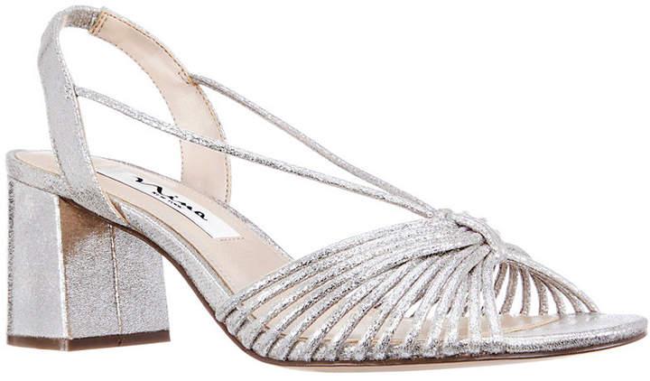 f57258c432b4 Nina Heeled Women's Sandals - ShopStyle