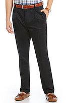 Daniel Cremieux Signature Classic-Fit Pleated Microfiber Pants