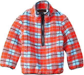 Burberry Check Fleece Jacket