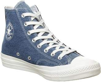 Converse Hi 70s Trainers Dark Denim Light Denim Egret
