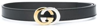 Gucci Kids interlocking G belt