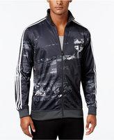 adidas Men's Printed Track Jacket