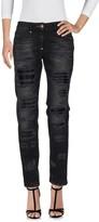 Philipp Plein Denim pants - Item 42583498
