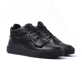 Creative Recreation Lasala Black High Top Trainers