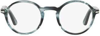 Persol Galleria 900 Round Frame Glasses