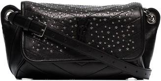 Saint Laurent Niki studded crossbody bag