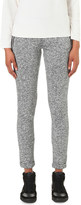 The Kooples Skinny cotton jogging bottoms