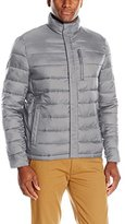 Kenneth Cole Reaction Men's Faux Down Packable Jacket