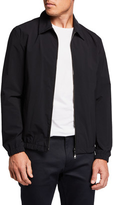 Theory Brody Tech Bomber Jacket