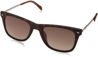Fossil Men's Fos 3068/s Rectangular Sunglasses