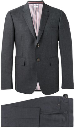 Thom Browne Super 120s twill two-piece suit