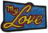 Olympia Le-Tan My Love patch