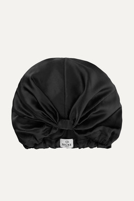 Silke London SILKE London - The Eva Silk Hair Wrap - Black