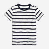J.Crew Factory Boys' striped T-shirt