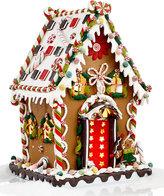 """Kurt Adler 13"""" Pre-Lit Christmas Gingerbread House"""