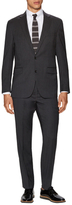 Kenneth Cole New York Wool Notch Lapel Suit
