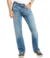 Daniel Cremieux Jeans Relaxed Straight-Fit Stretch Denim Jeans