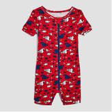 Joe Fresh Baby Boys' Short Sleeve Zip Sleeper