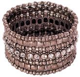 Philippe Audibert Silver-Plated Swarovski Bracelet