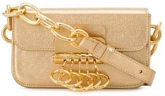 DSQUARED2 Knuckle Duster Cross-Body Bag