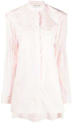 Alyx Cote D'Azur smocked shirt