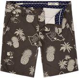 Jack & Jones Printed Cotton Shorts