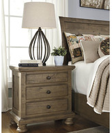 3 Drawer Trishley Bedside Table