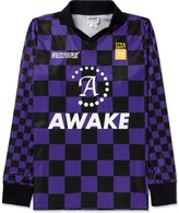 VFILES SPORT PLUS Purple Awake Jersey