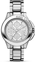 Karl Lagerfeld Energy Chronograph Watch, 40mm