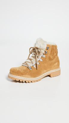 Montelliana Camelia Shear Lining Boots