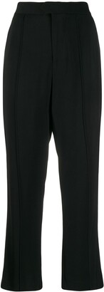 Yang Li Straight-Leg Trousers