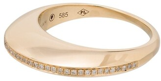 By Pariah 14kt Gold Diamond Ring