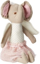 Mud Pie Linen Elephant Princess Doll Accessories Travel