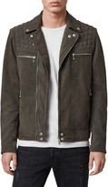 AllSaints Bandon Slim Fit Biker Jacket