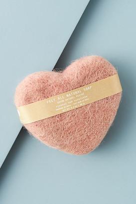 Heartfelt by Anthropologie Ayurvedic Valentine Bar Soap By Heartfelt by Anthropologie in Pink