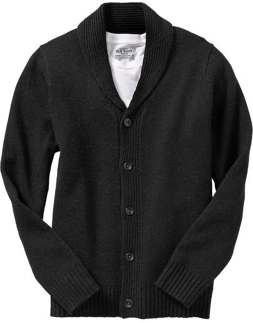 Old Navy Men's Wool-Blend Shawl Cardigans