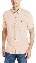 Cutter & Buck Men's Short Sleeve Cove Stripe Shirt