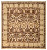 "Solo Rugs Arts and Crafts Area Rug, 5'9"" x 6'3"""
