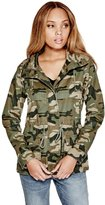G by Guess Jadee Camo Jacket